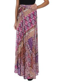 LE RAGAZZE DI ST. BARTH - Long skirt