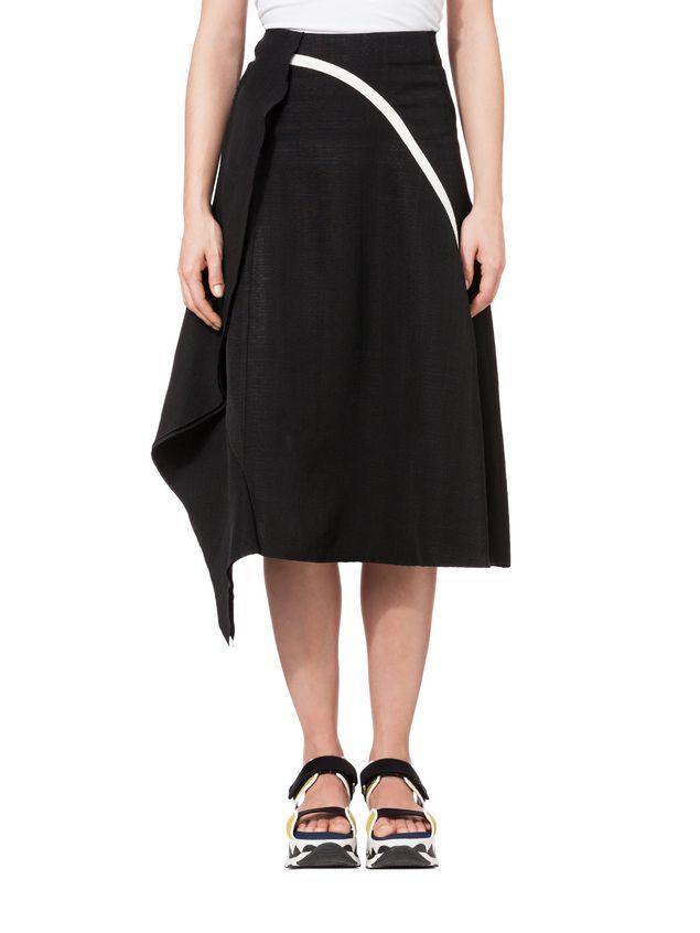 最时尚的裙子用步骤图片表示