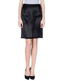 LANVIN - Knee length skirt