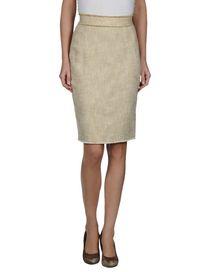 DOLCE & GABBANA - Knee length skirt