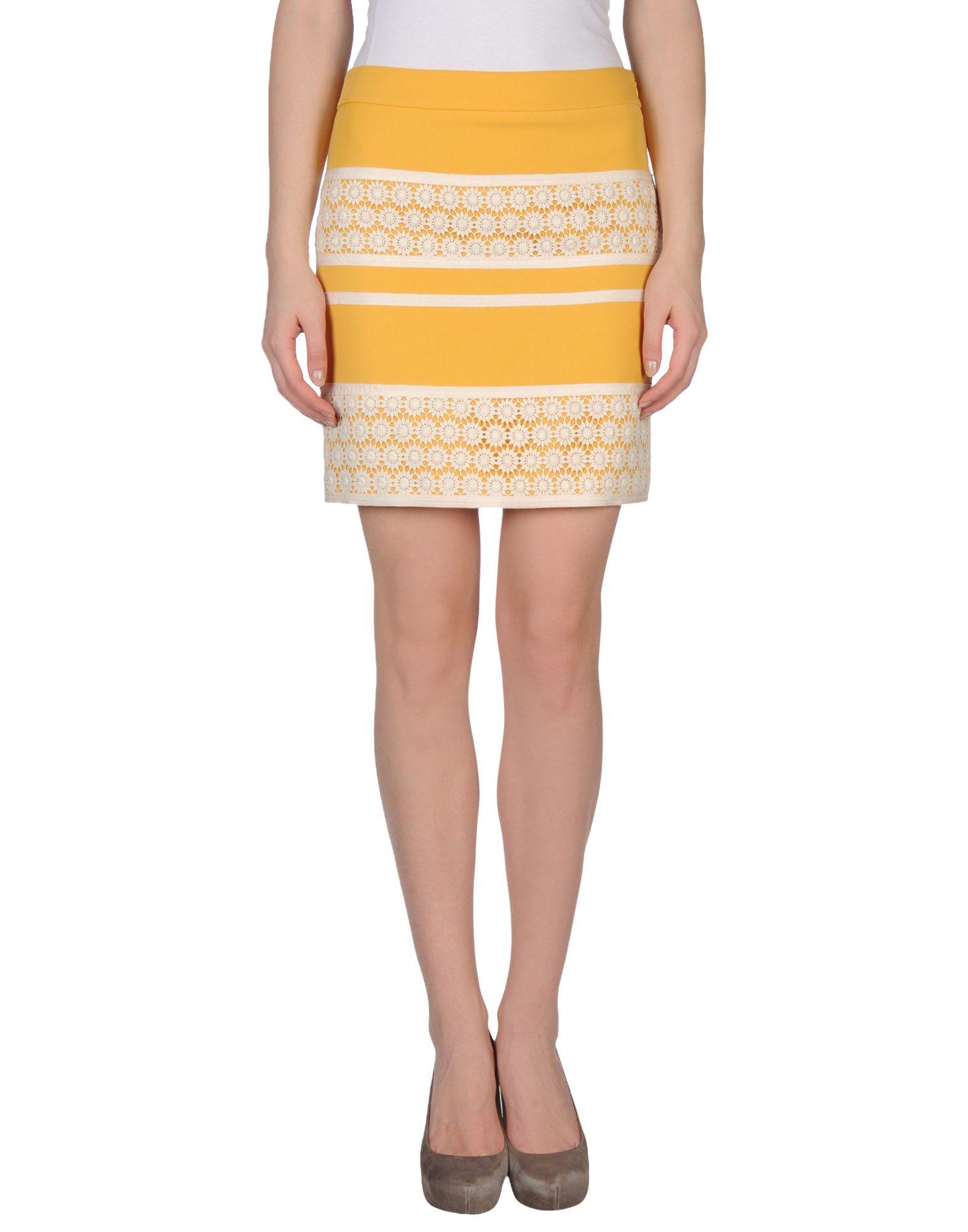MOSCHINO CHEAPANDCHIC Mini skirts