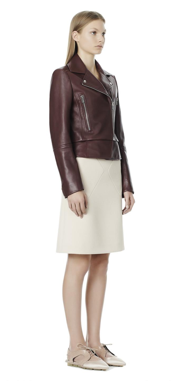 Balenciaga Argyle Skirt