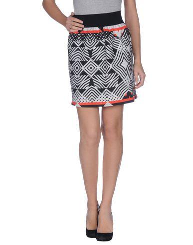 THE TEXTILE REBELS Mini-jupe femme