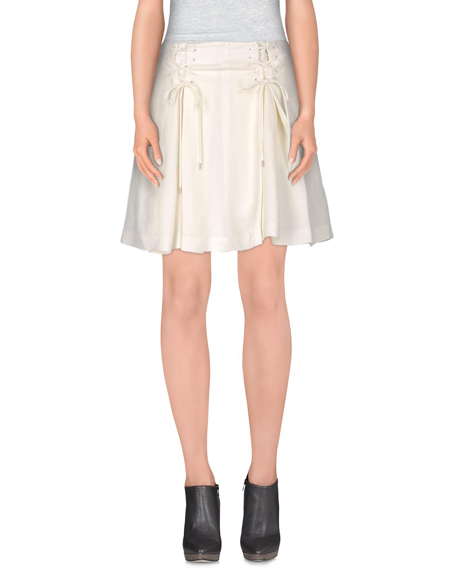 ralph lauren female ralph lauren knee length skirts