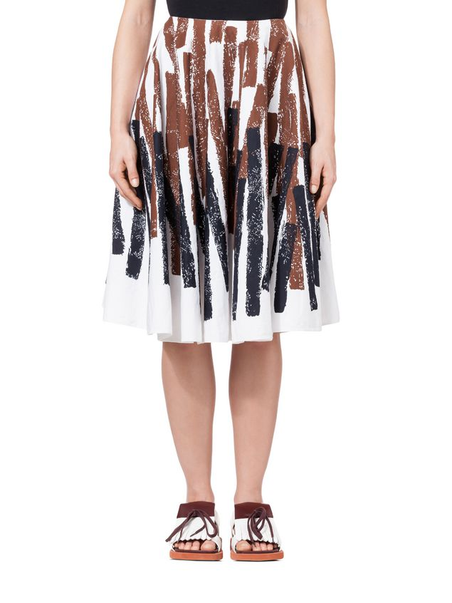 铅笔画裙子的步骤图