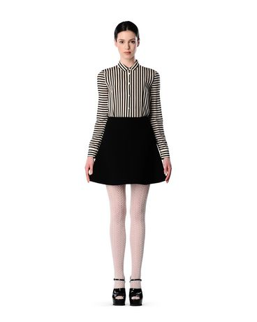 REDValentino JR0RA0Q01FR 0NO Skirt Woman d