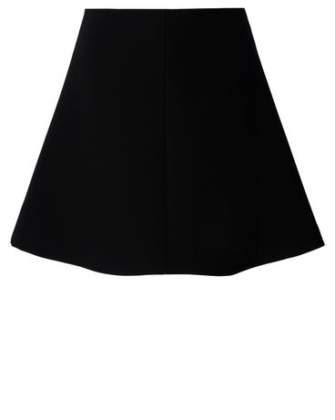 REDValentino JR0RA0Q01FR 0NO Skirt Woman f