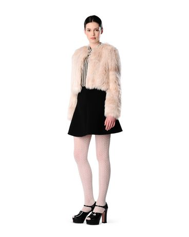 REDValentino JR0RA0Q01FR 0NO Skirt Woman r