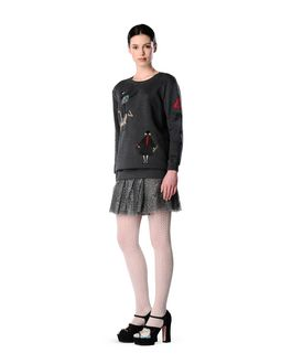 REDValentino JR0RA0U020G 080 Skirt Woman r