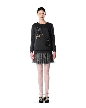 REDValentino JR0RA0U020G 080 Skirt Woman d