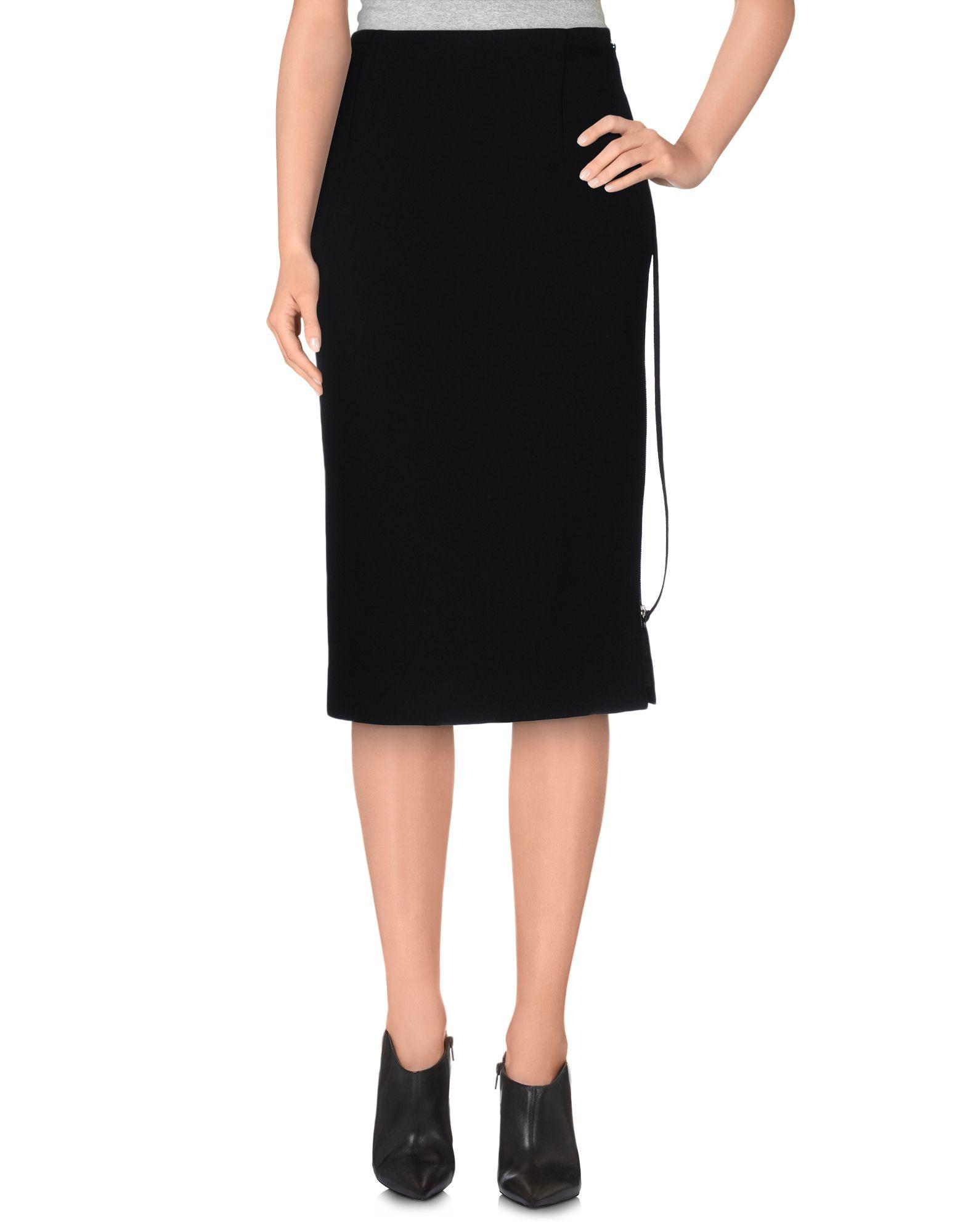 MAISON MARGIELA 3/4 length skirts