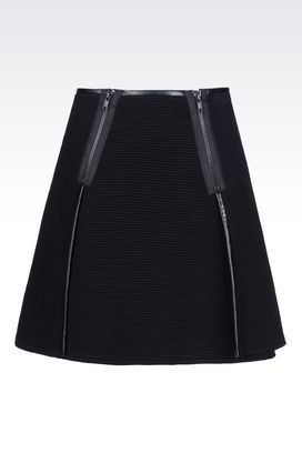 Armani Mini skirts Women skirt in ottoman