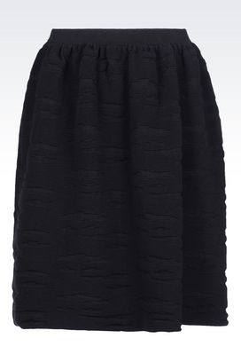 Armani Knee length skirts Women skirt in ottoman