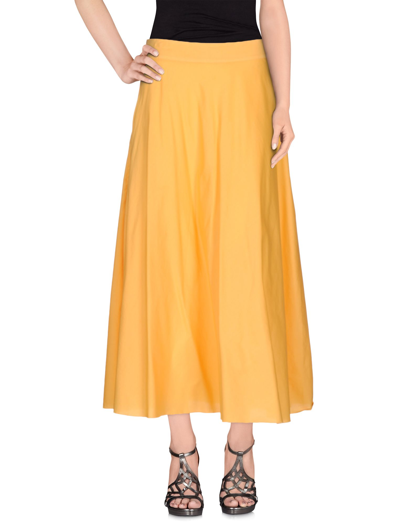FEMME BY MICHELE ROSSI Long skirts
