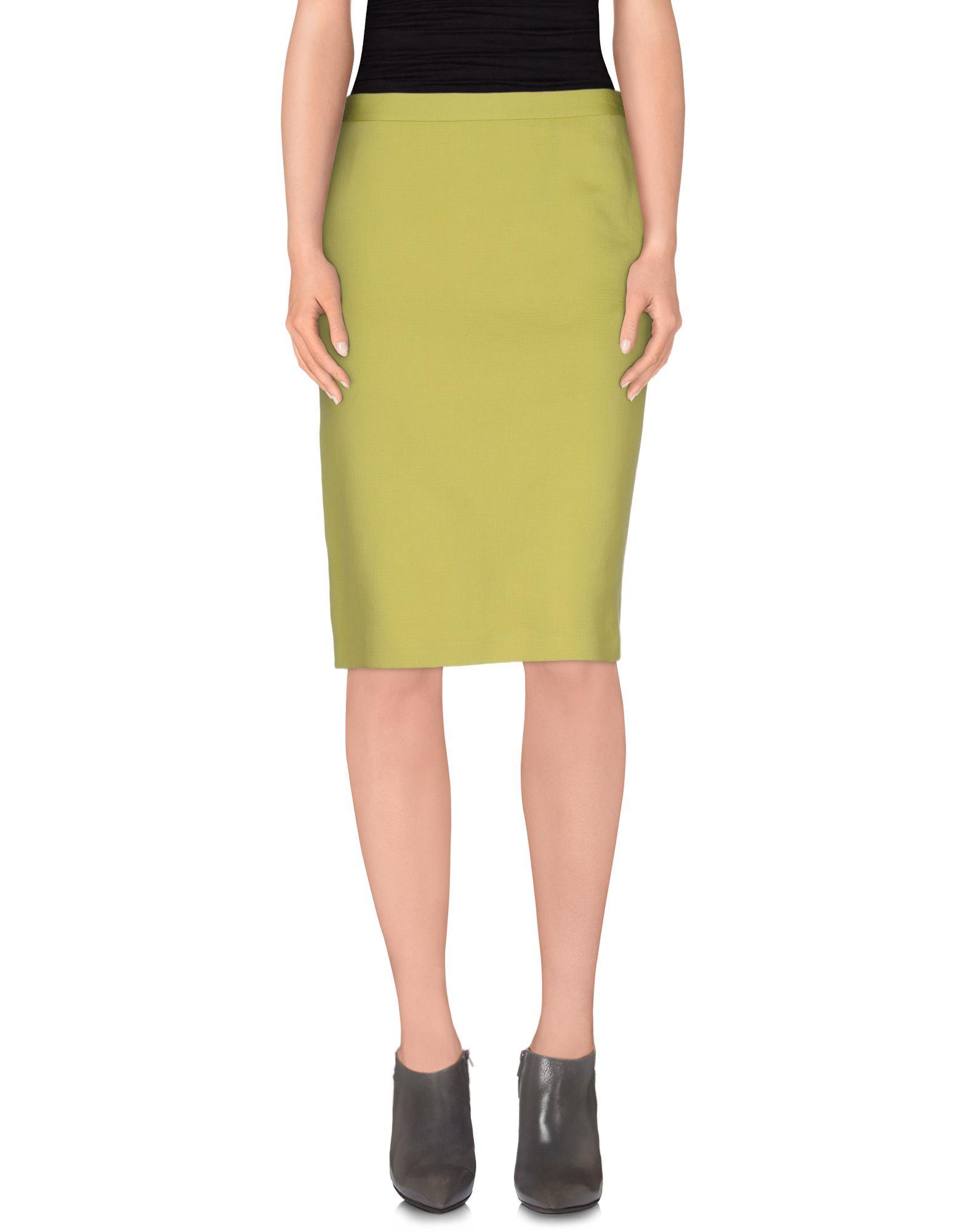 MOSCHINO CHEAPANDCHIC Knee length skirts