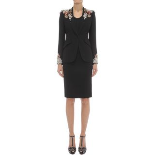 ALEXANDER MCQUEEN, Skirt, High Waisted Pencil Skirt