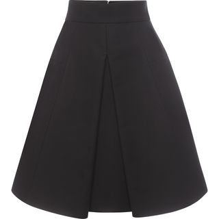 ALEXANDER MCQUEEN, Skirt, Box Pleat Skirt