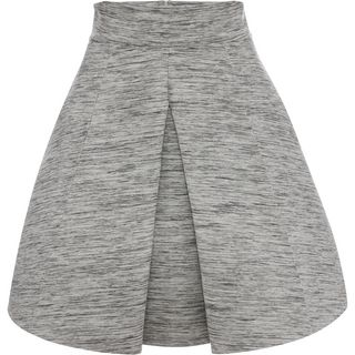 ALEXANDER MCQUEEN, Skirt, Box Pleat Mini Skirt
