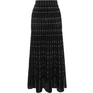 ALEXANDER MCQUEEN, Skirt, Fish Tail Long Skirt