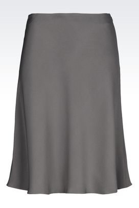 Armani Knee length skirts Women cady skirt