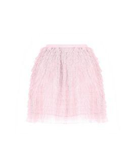 REDValentino KR3RA0X51SP 159 Skirt Woman a