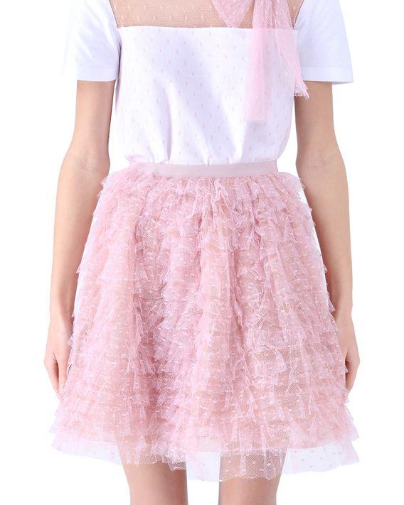 REDValentino KR3RA0X51SP 159 Skirt Woman d