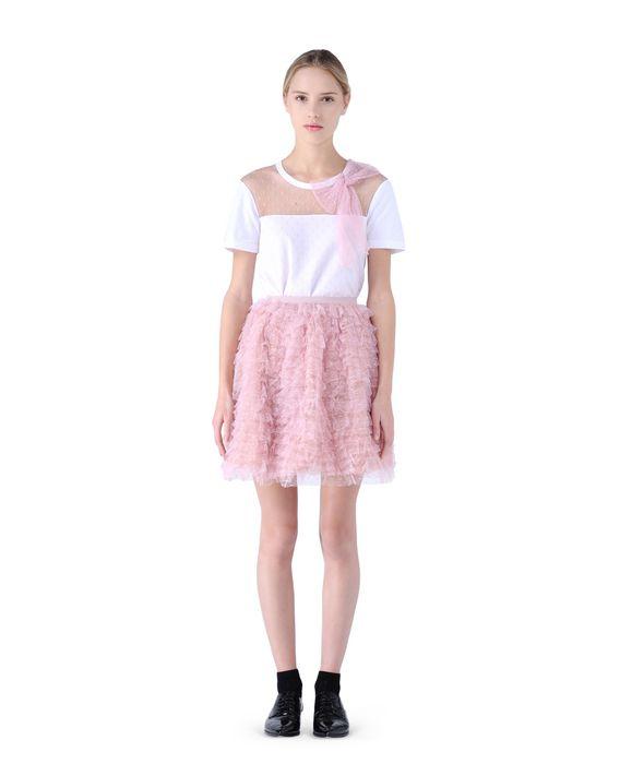 REDValentino KR3RA0X51SP 159 Skirt Woman f