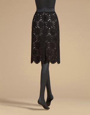 花边蕾丝直筒半裙