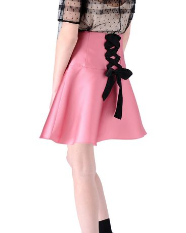 REDValentino KR0RA1601WF F30 Skirt Woman d