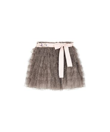 REDValentino KR0RA1901GK 435 Skirt Woman a