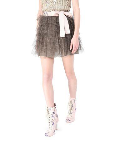 REDValentino KR0RA1901GK 435 Skirt Woman d