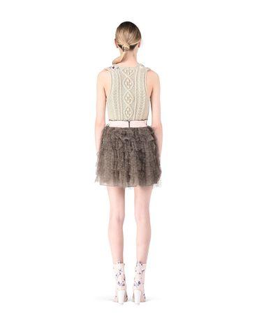 REDValentino KR0RA1901GK 435 Skirt Woman r