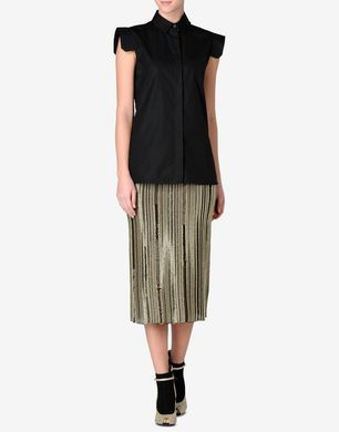 Maison Margiela Midi pencil skirt