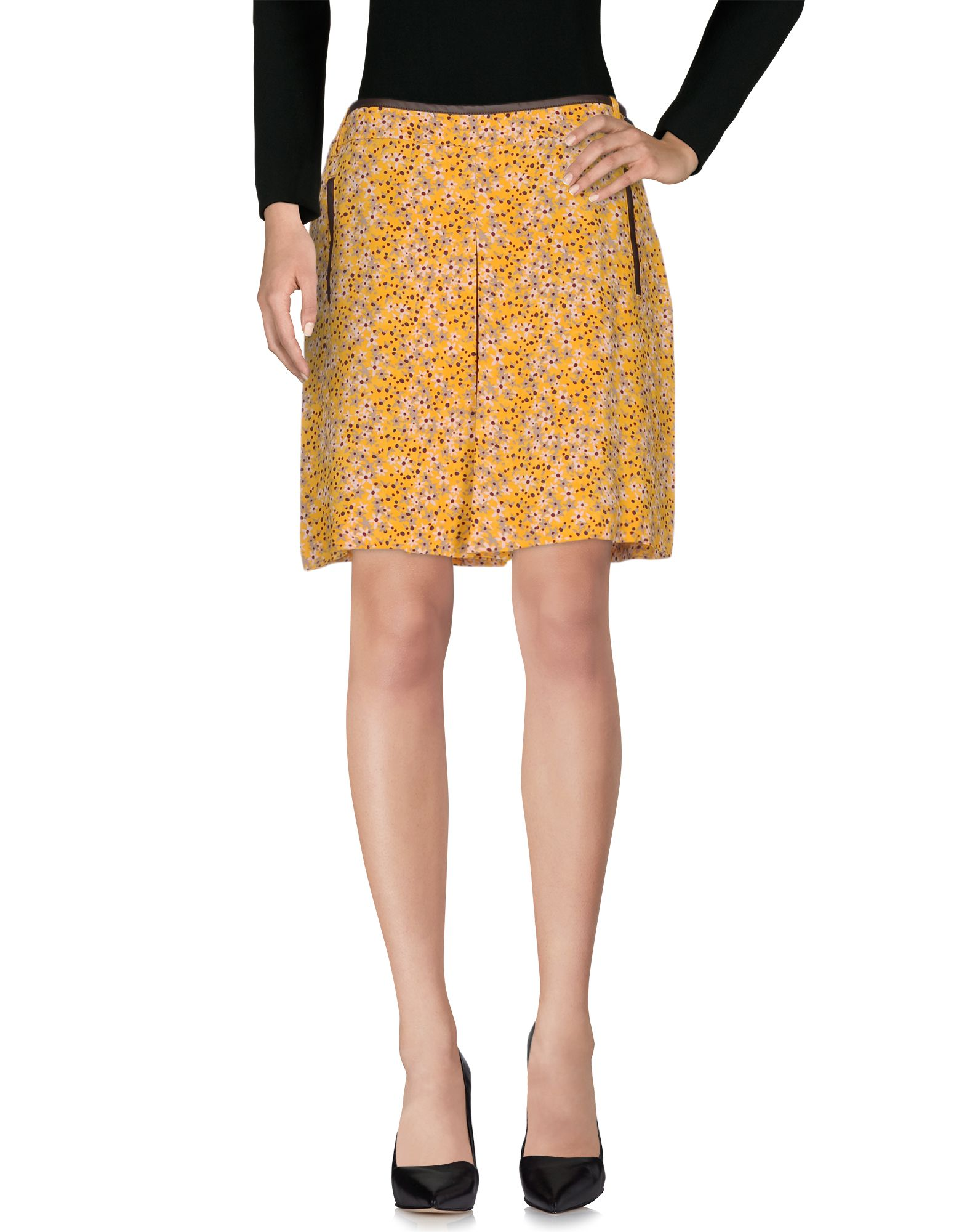 SEE BY CHLOÉ Knee length skirts