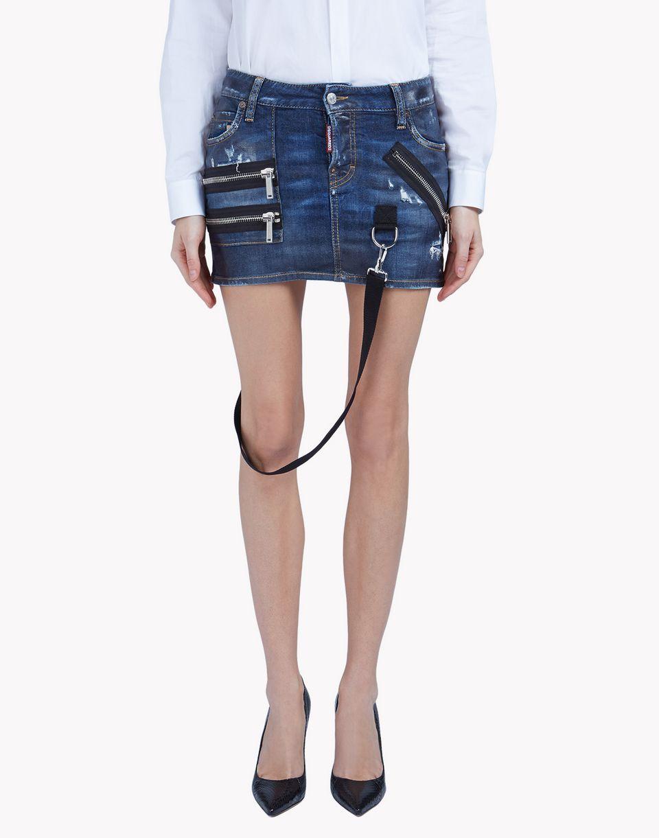 Dsquared2 Low Waist Mini Skirt Skirts For Women