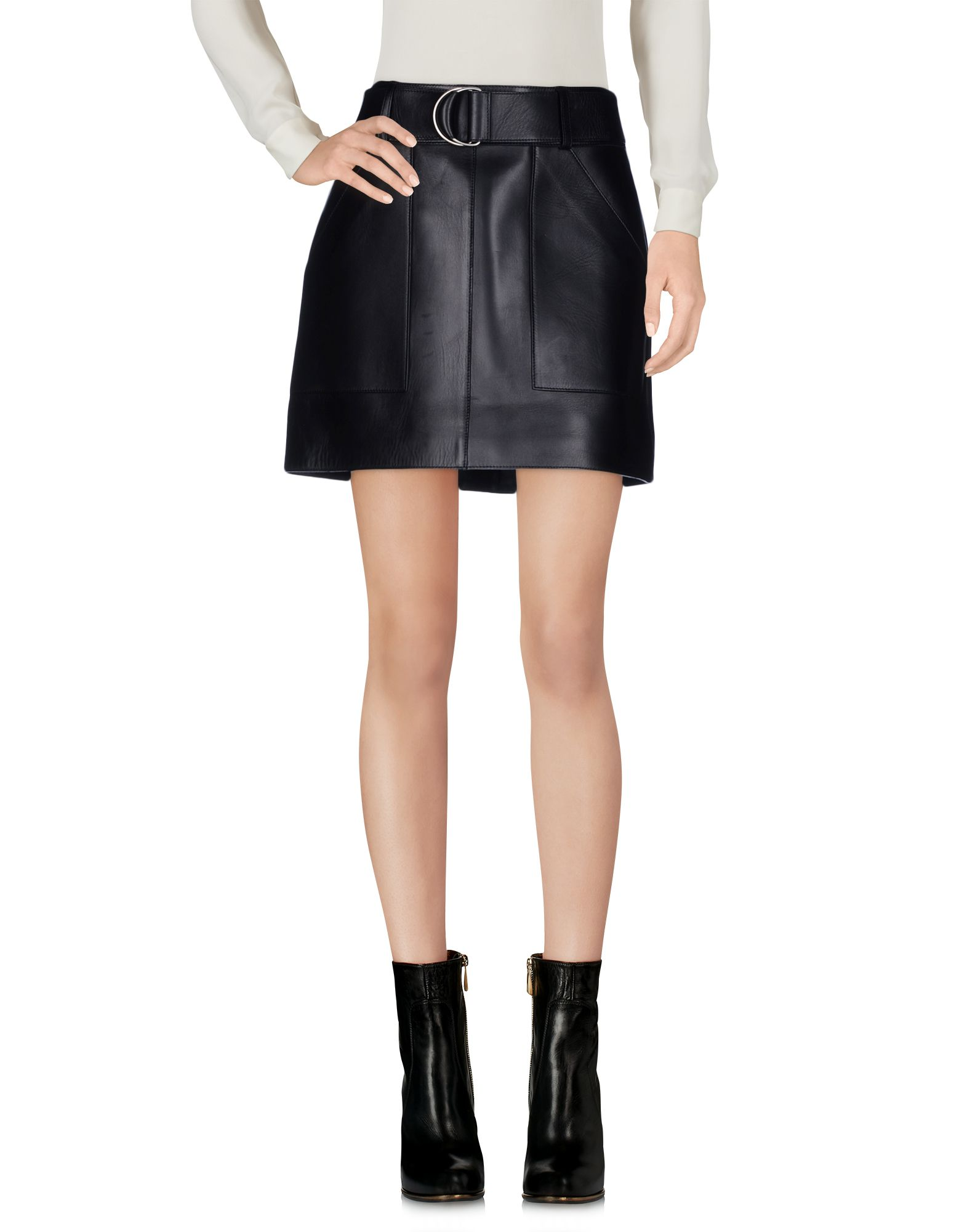 michael kors female  michael kors mini skirts