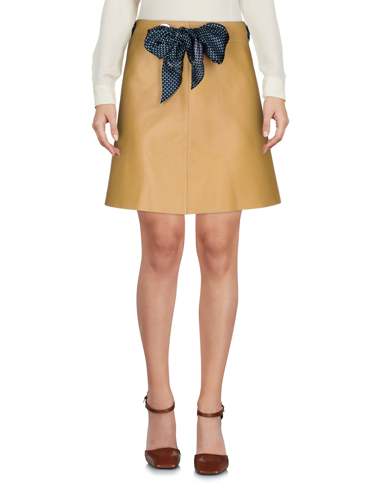 michael kors female  michael kors collection mini skirts