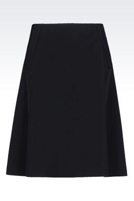 Armani Knee length skirts Women cady skirt