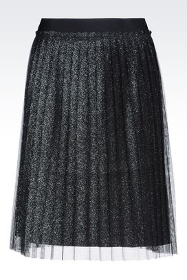 Armani Knee length skirts Women skirt in tulle