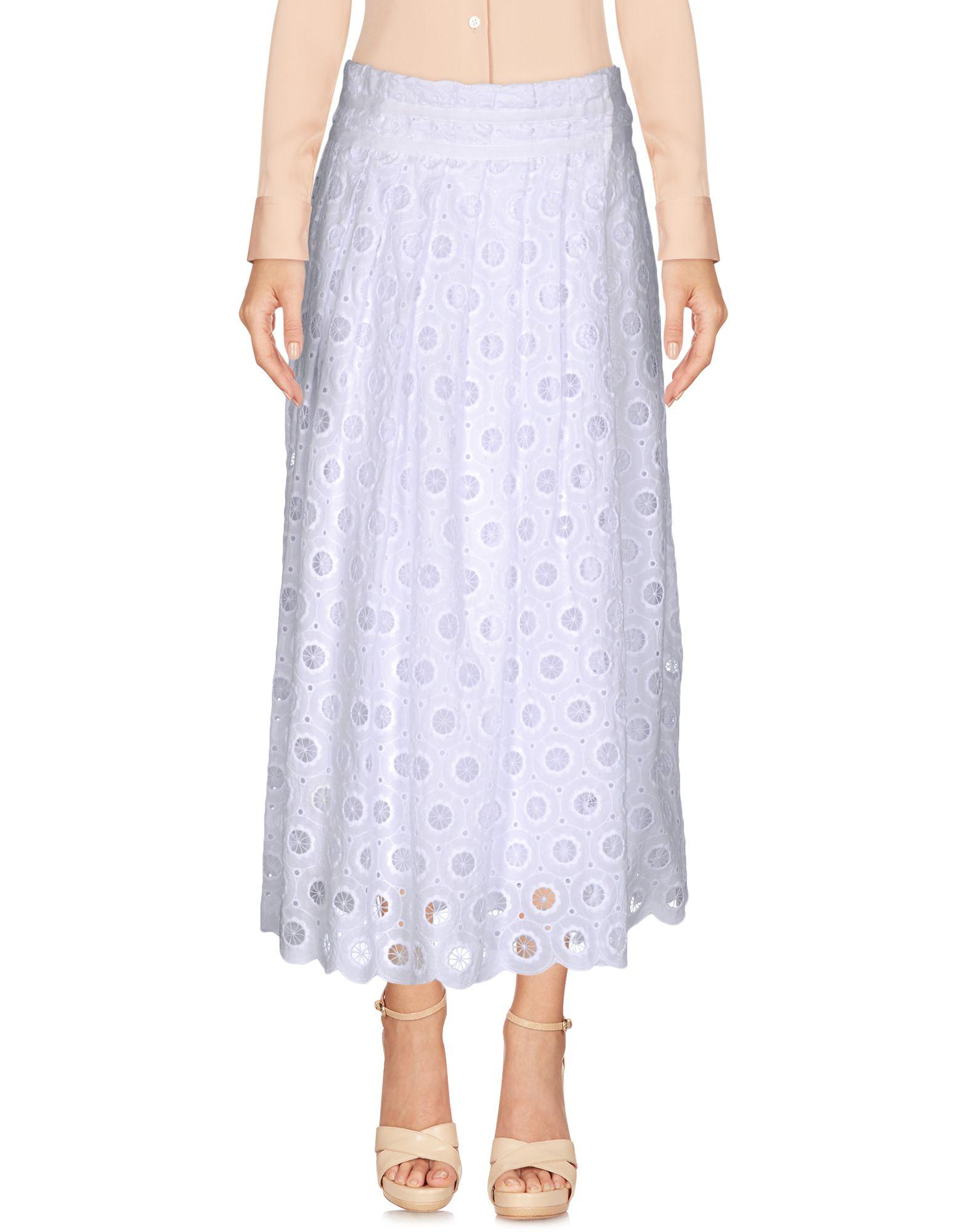 alpha studio female alpha studio 34 length skirts
