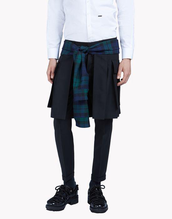 tied shirt sleeved skirt skirts Man Dsquared2