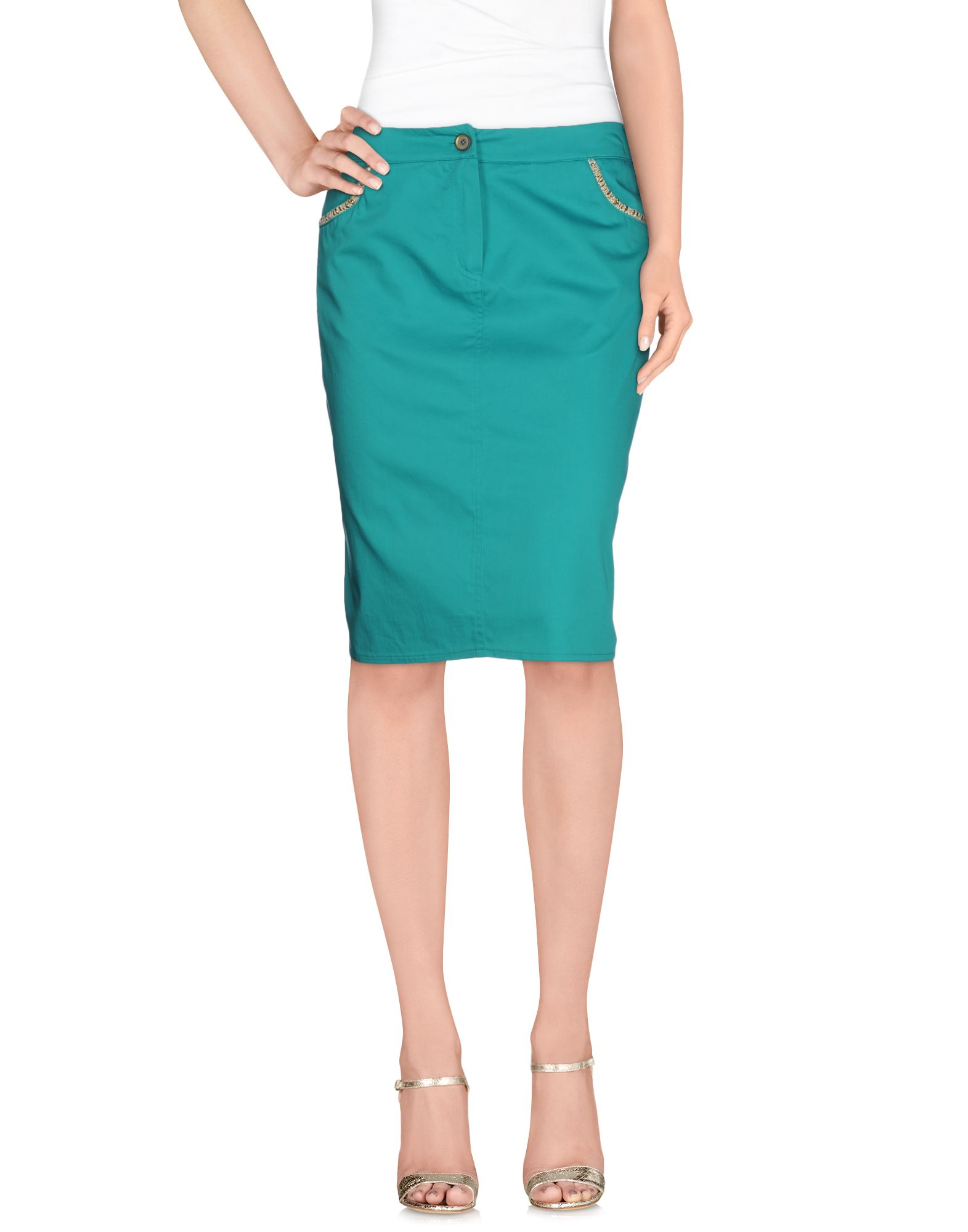 GIULIA VALLI Knee length skirts