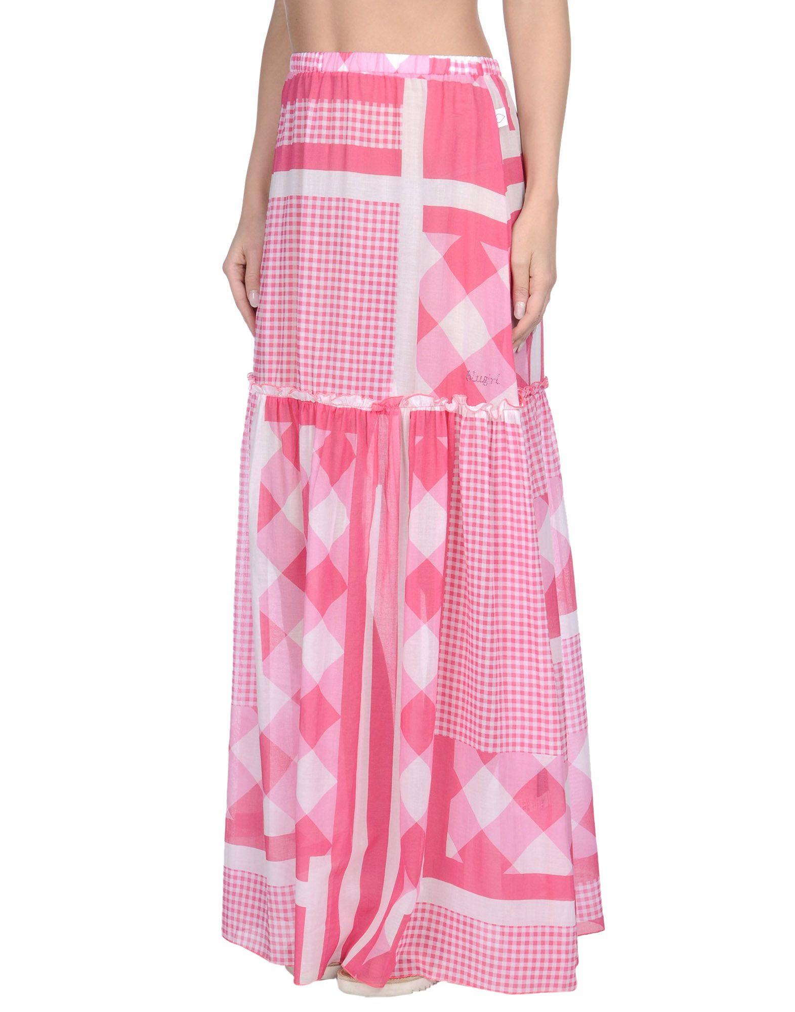 BLUGIRL BLUMARINE Long skirts