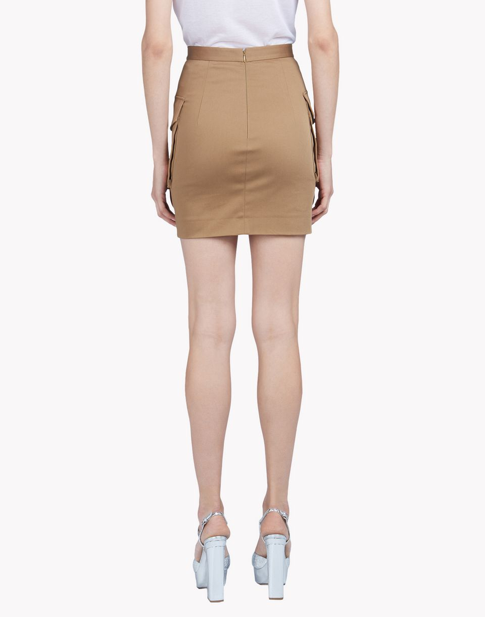 Dsquared2 Cargo Mini Skirt, Skirts Women - Dsquared2 Online Store