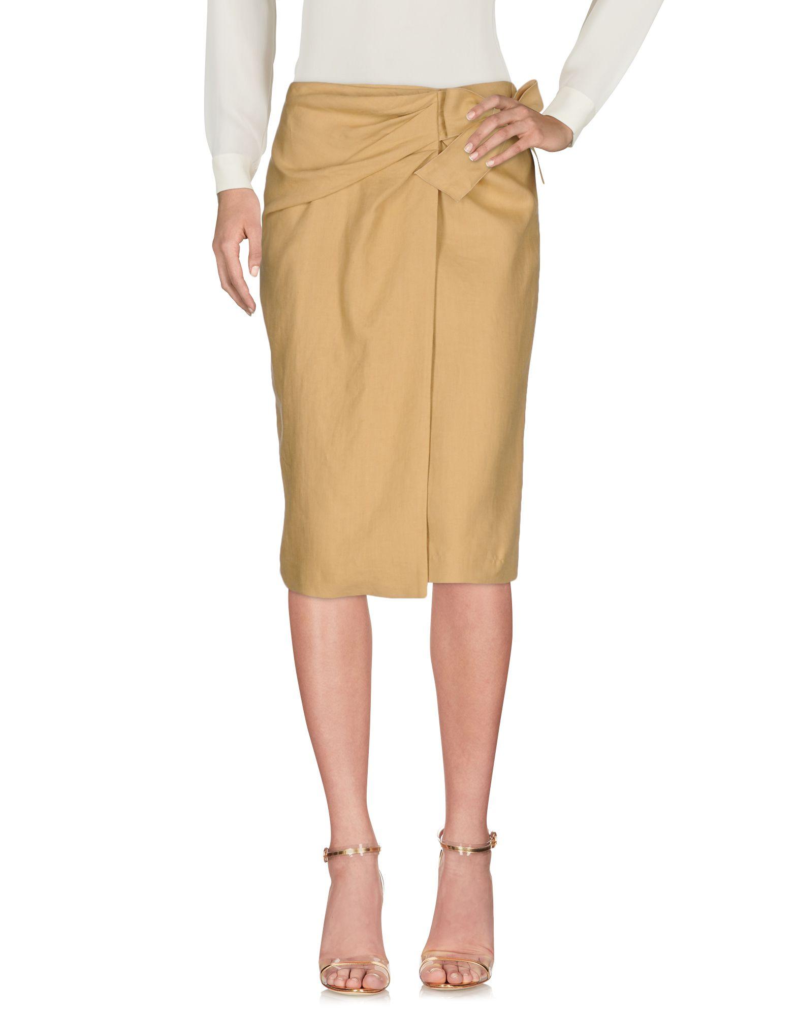 alberta ferretti female alberta ferretti 34 length skirts