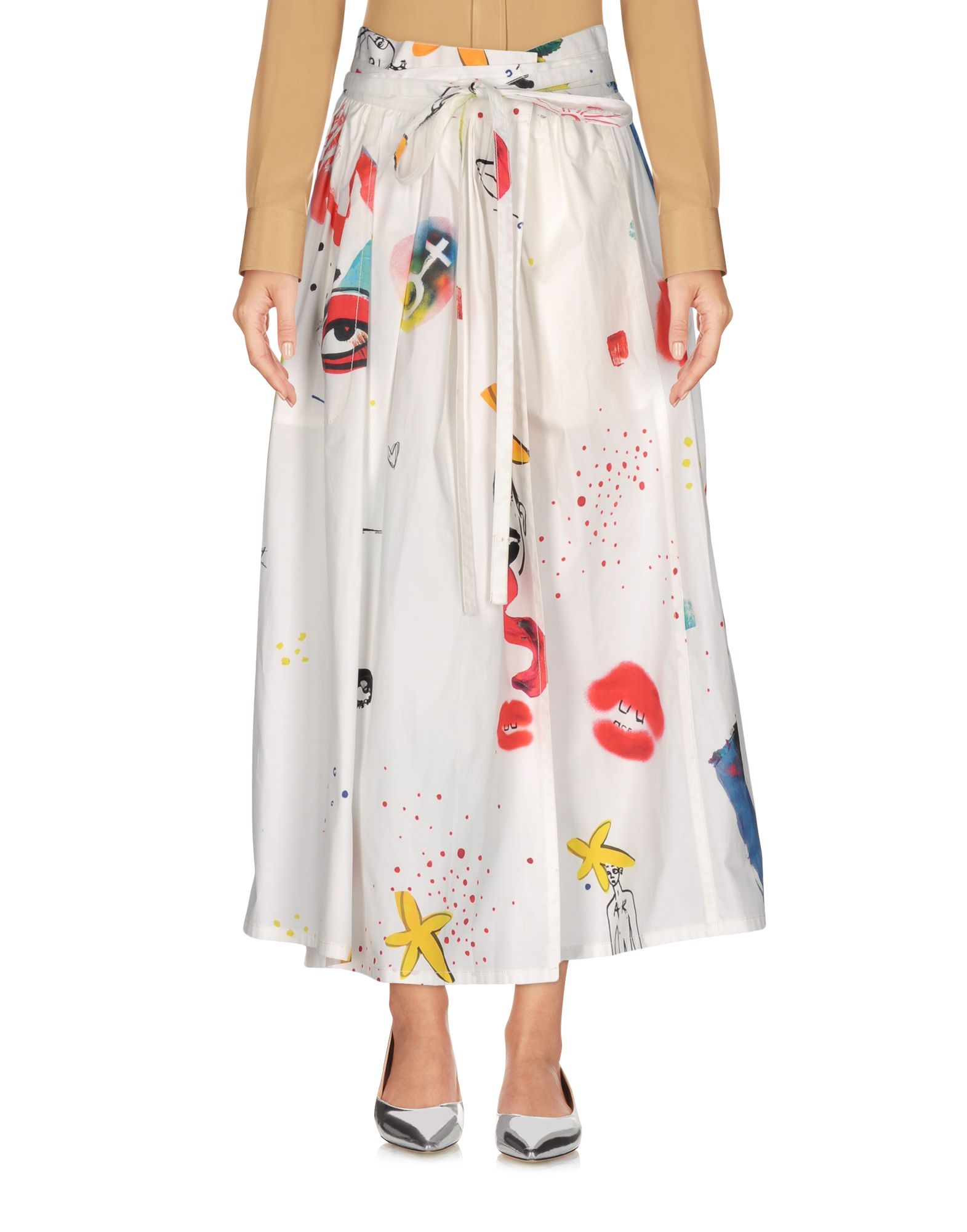 marc jacobs female  marc jacobs long skirts