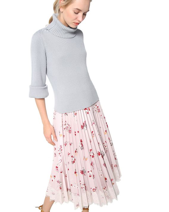 REDValentino MR3RA1S02RN P45 Skirt Woman e