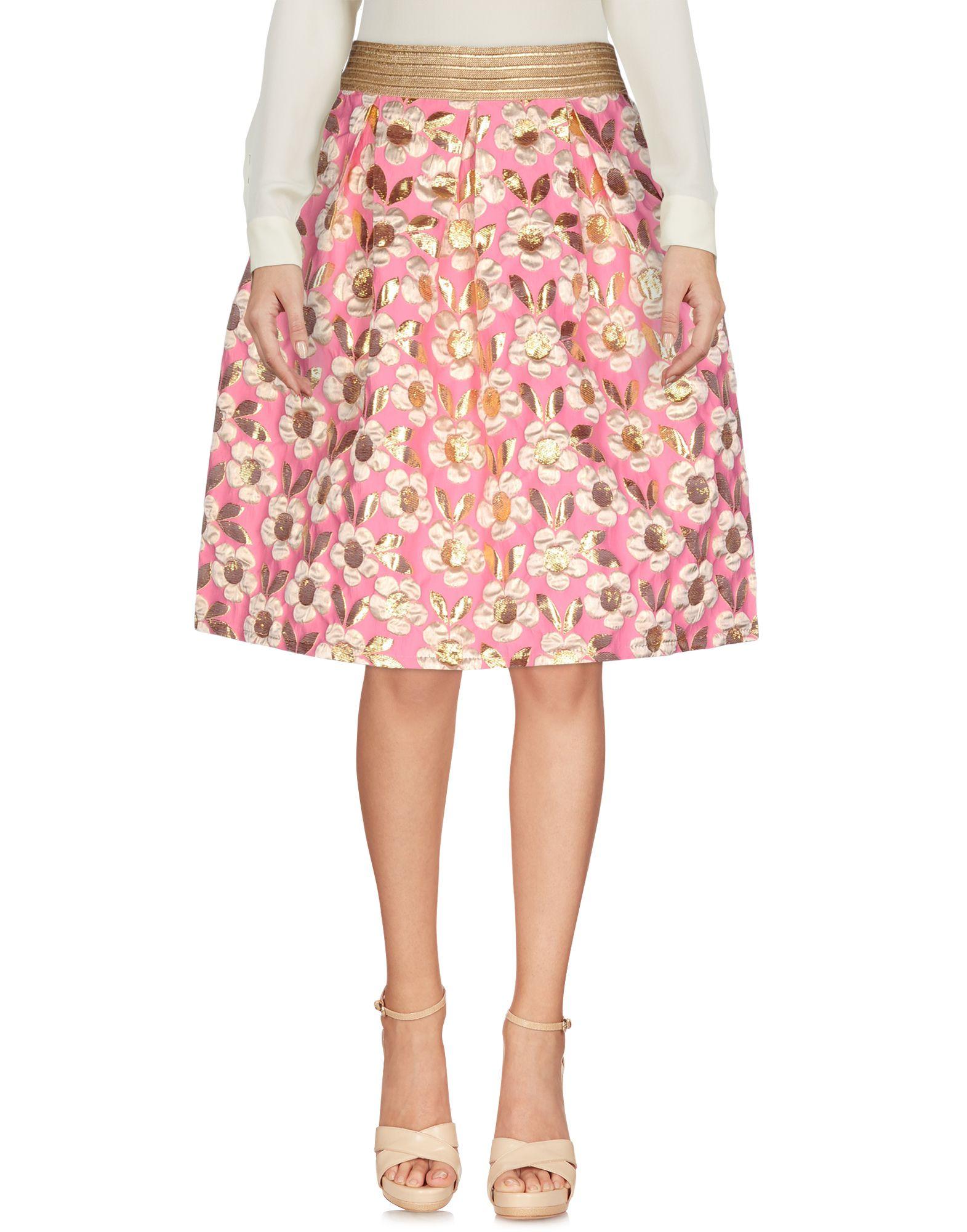 lm lulu female lm lulu knee length skirts