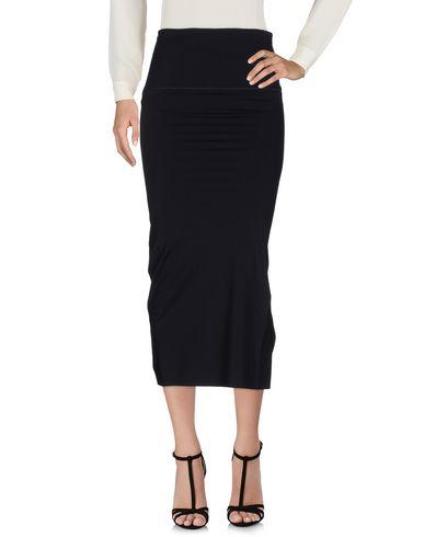 Длинная юбка HIGH. Цвет: черный