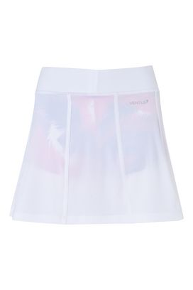 Armani Gonne corte Donna gonna da tennis in jersey tecnico stretch